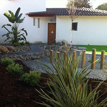 Les jardins de l rable ajaccio paysagiste et cr ation for Creation jardin mediterraneen